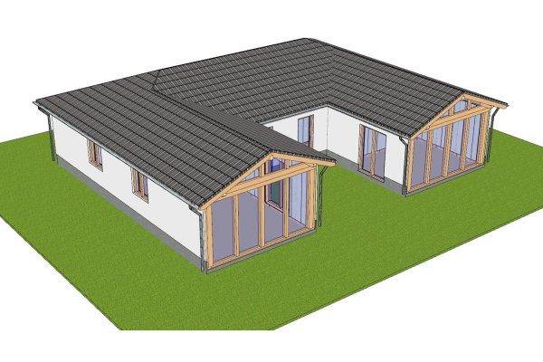 konfigurator holztechnik l tzsch bungalows und wohnh user. Black Bedroom Furniture Sets. Home Design Ideas